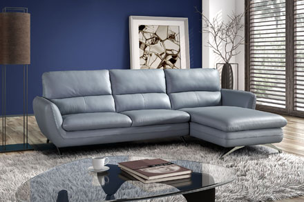 Nice Design, With Elegant Arm, Sofa Back Support
