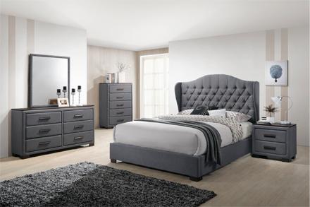 OS-Kingdom Bedroom set
