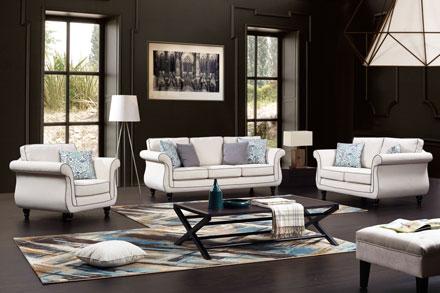 什么是简单,简单是一种生活态度,简单是一种人生的领悟。简单而洁白的沙发,适合那些追求平静生活的人。我们不加太多的修饰,就如此简单的把她表现出来了。