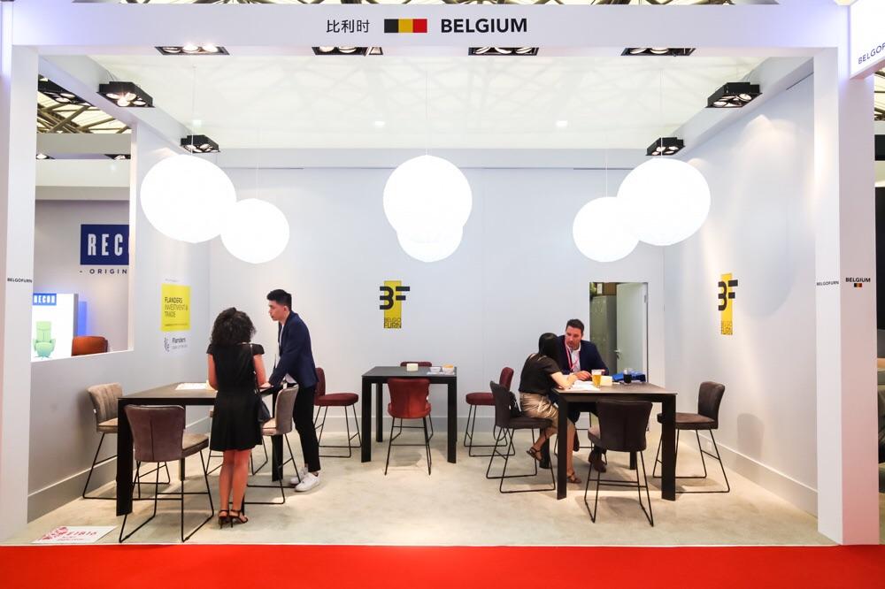 The Belgian Pavilion Attractive Versatile China International
